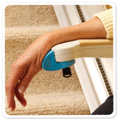 Minivator Stairlfit Operating Toggle
